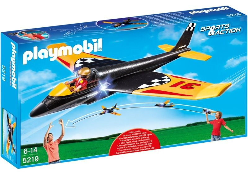 Playmobil 5219 - Race Glider - Box