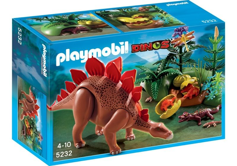 Playmobil 5232 - Stegosaurus - Box