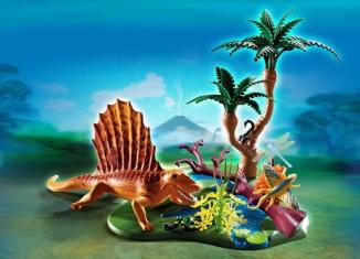 Playmobil - 5235 - Dimetrodon