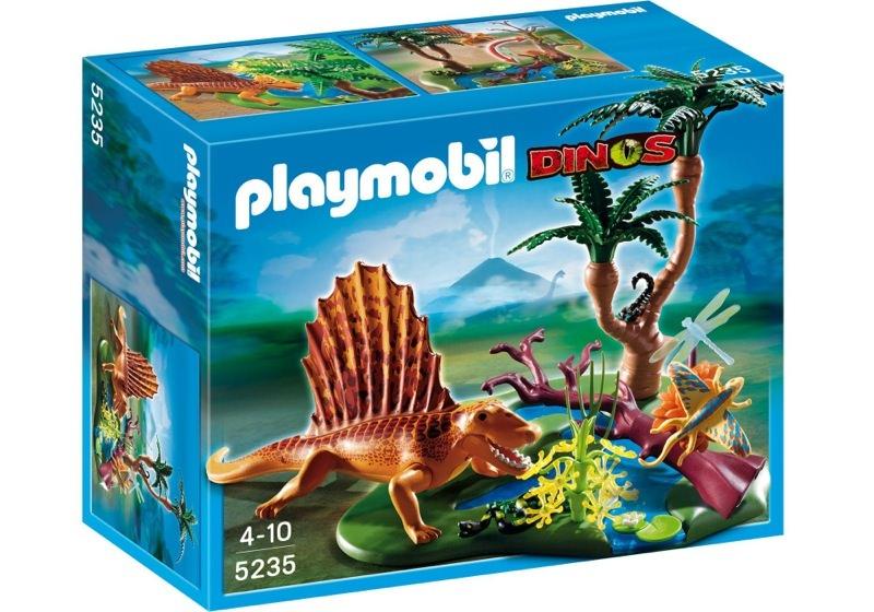 Playmobil 5235 - Dimetrodon - Box
