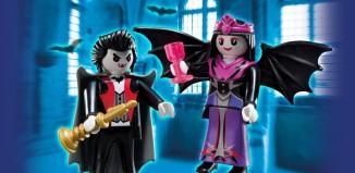 Playmobil - 5239 - Duo Pack Vampires