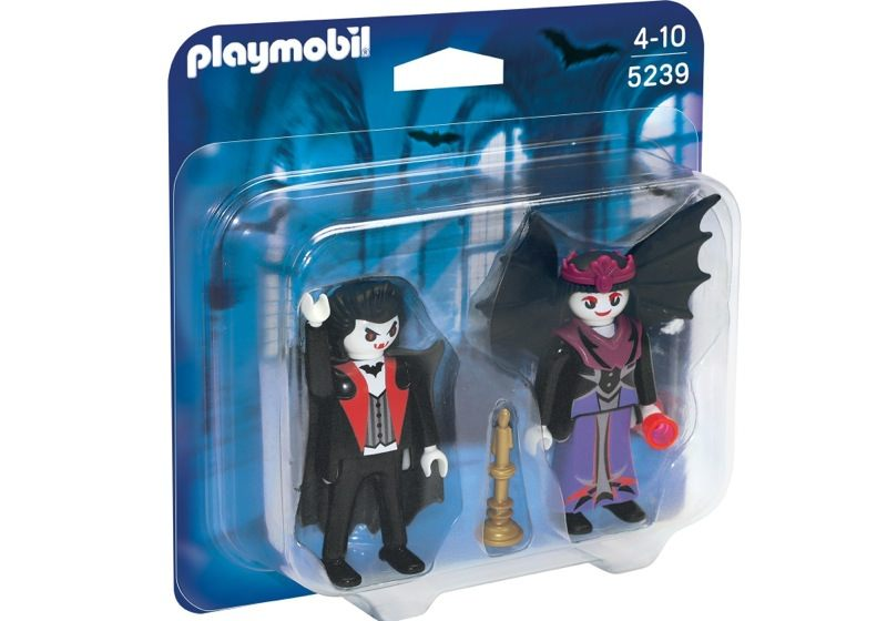 Playmobil 5239 - Duo Pack Vampires - Box