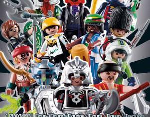 Playmobil - 5243 - Figures Series 3 - Boys
