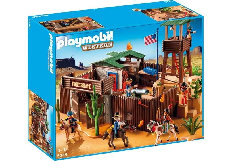 Playmobil Set 5245 Western Fort Klickypedia