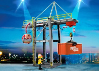 Playmobil - 5254 - Loading Terminal