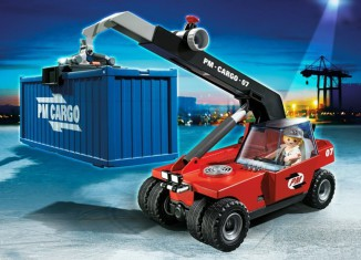 Playmobil - 5256 - Cargo Transporter with Container