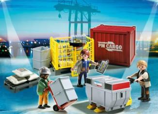 Playmobil - 5259 - Cargo Loading Team