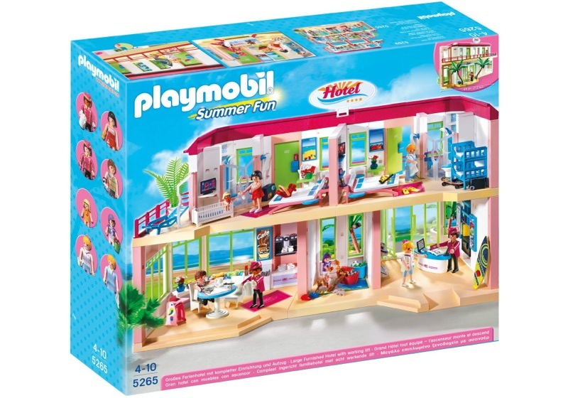 Playmobil 5265 - Hotel - Box