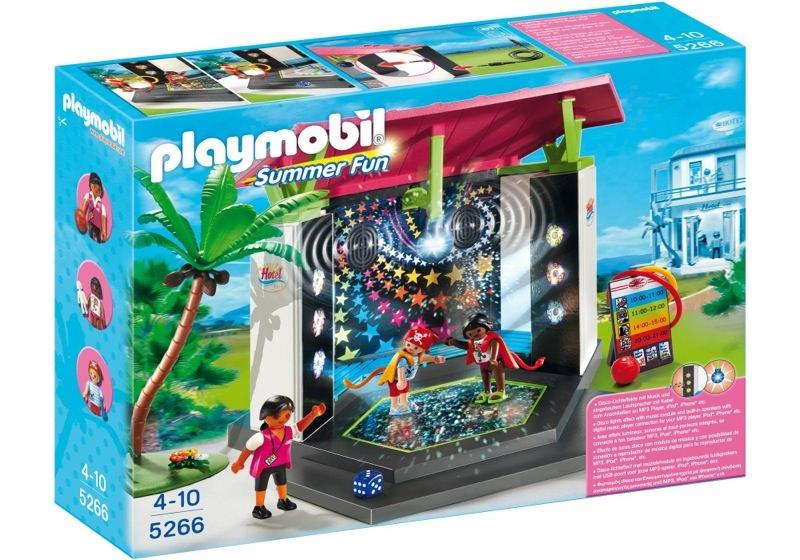 Playmobil 5266 - Children`s Club with Disco - Box
