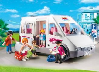 Playmobil - 5267 - Hotel Shuttle Bus