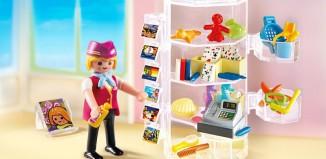 Playmobil - 5268 - Hotel Shop