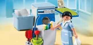 Playmobil - 5271 - Housekeeping Service