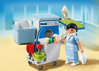 Playmobil - 5271 - Housekeeping Service