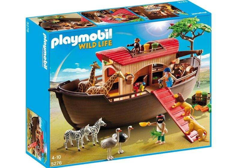 Playmobil 5276 - Noah's Ark - Box