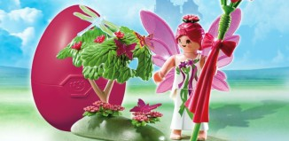 Playmobil - 5279 - Flower Fairy with Enchanted Tree