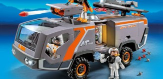 Playmobil - 5286 - Spy Team Command Vehicle