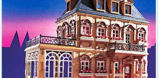 Playmobil - 5300v3 - Large Victorian Dollhouse