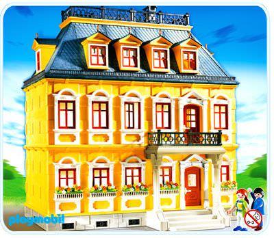 Playmobil set 5301 the grande mansion klickypedia for Mansion de playmobil
