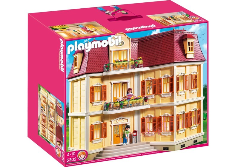 Playmobil 5302 - Large Grand Mansion - Box