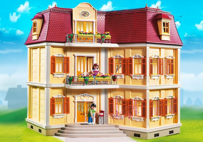 playmobil set 5302 large grand mansion klickypedia. Black Bedroom Furniture Sets. Home Design Ideas