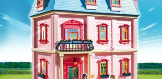 Playmobil - 5303 - Romantisches Puppenhaus