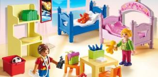 Playmobil - 5306 - Buntes Kinderzimmer