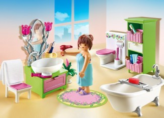 Playmobil - 5307 - Romantic Bathroom