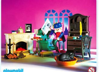 Playmobil set 5310 living room klickypedia for Playmobil living room 4282