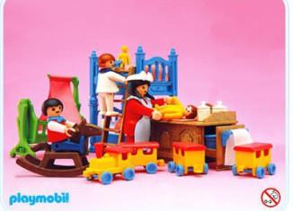 Playmobil - 5311 - Children's Room