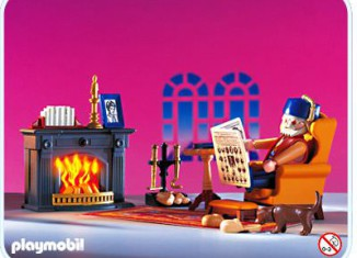 Playmobil - 5315 - Grandfather's Den