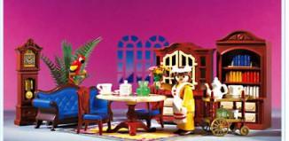 Playmobil - 5316 - Blue Dining Room