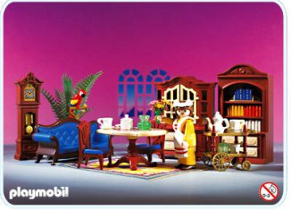 Playmobil - 5316 - Blue Dining Room