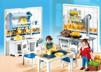 Playmobil - 5317 - Kitchen