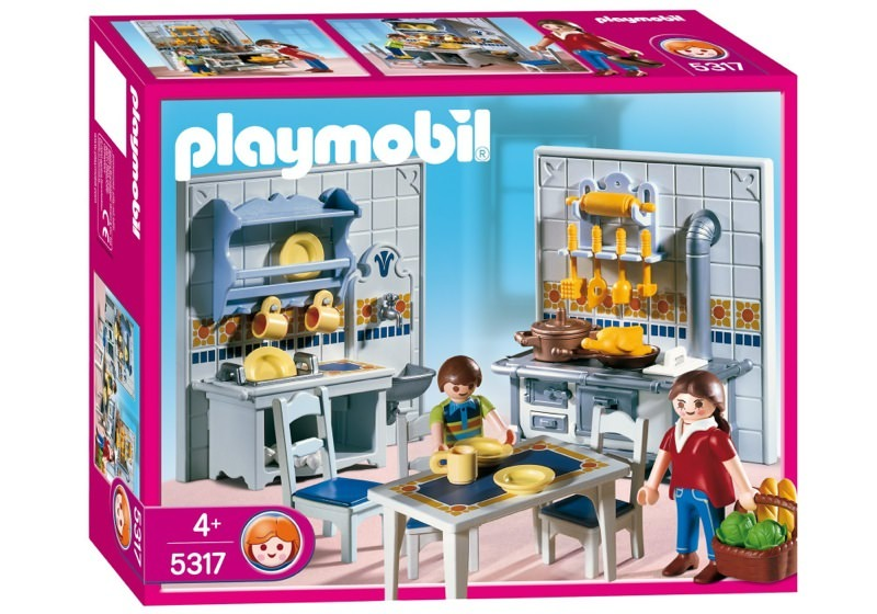 Playmobil 5317 - Kitchen - Box