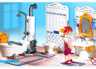 Playmobil - 5318 - Bathroom