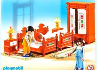 Playmobil - 5319 - Bedroom