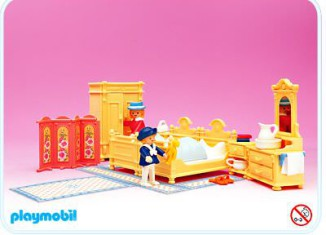 Playmobil - 5321 - Bedroom Set