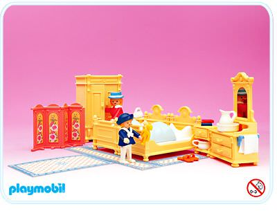 . Playmobil Set  5321   Bedroom Set   Klickypedia