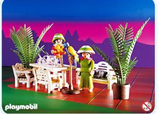 Playmobil - 5323 - Patio Set