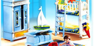 Playmobil - 5328 - Kids' Room