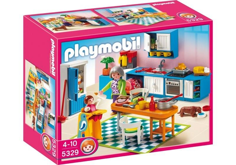 Playmobil 5329 - Grand Kitchen - Box