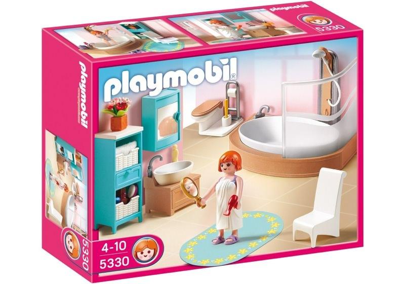 Playmobil 5330 - Grand Bathroom - Box