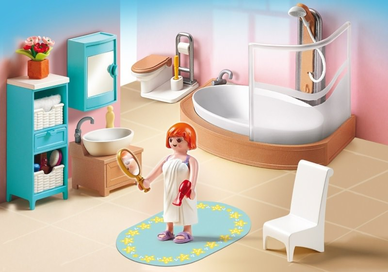 Playmobil Set: 5330 - Grand Bathroom - Klickypedia