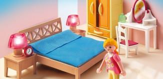 Playmobil - 5331 - Parents Bedroom