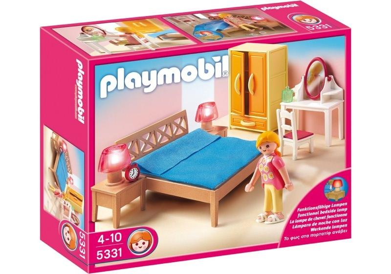 Playmobil 5331 - Parents Bedroom - Box