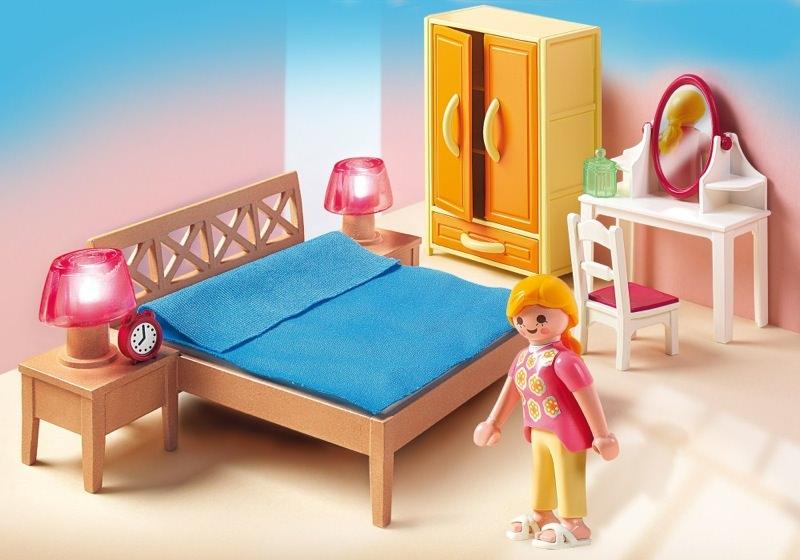 . Playmobil Set  5331   Parents Bedroom   Klickypedia