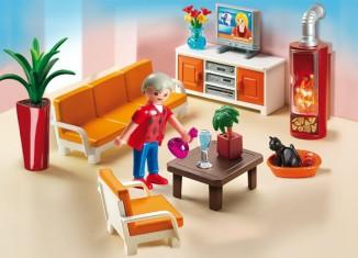 Playmobil - 5332 - Comfortable Living Room