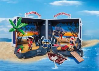 Playmobil - 5347 - Pirate treasure chest