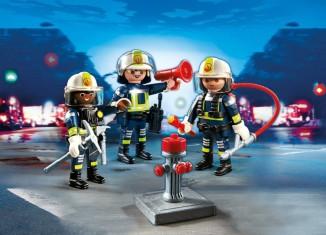 Playmobil - 5366 - Firemen team