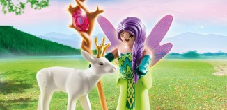Playmobil - 5370 - Fairy with Deer
